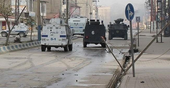 Diyarbakır'da 49 Bölgede Yasak Uygulandı!