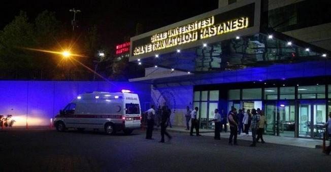 Diyarbakır'da Askeri Araca BOMBA'lı Tuzak 8 Asker Yaralı