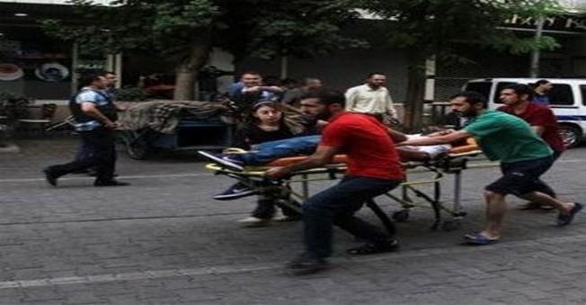 Diyarbakır'da Çorba içen polislere hain saldırı!