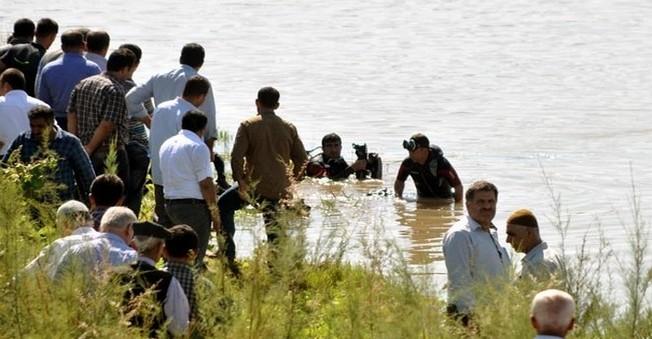 Dün Dicle Nehrine Giren 4 Çocuğun Cesetlerine Ulaşıldı