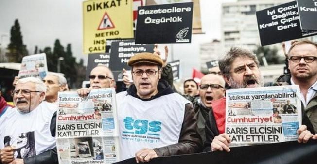Dündar ve  Gül'ün avukatları itiraz etti