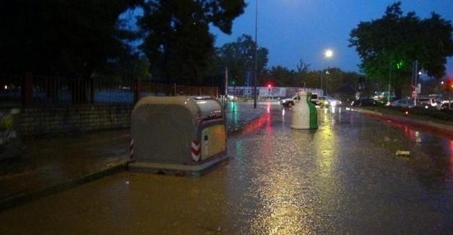 Edirne'de ŞİDDETLİ Yağış Hayatı FELÇ Etti