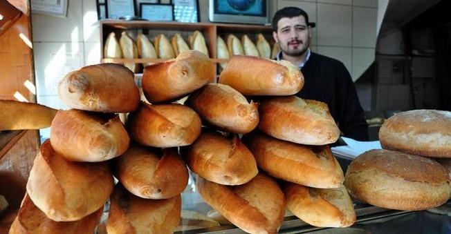 Ekmeğe 25 Kuruş Zam Geldi