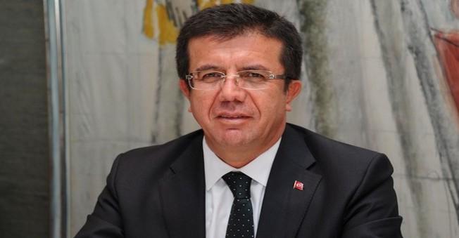 Ekonomi Bakanı Nihat Zeybekçi'den İhracat Açıklaması