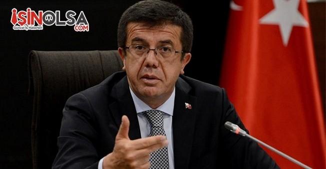 Ekonomi Bakanı Zeybekçi Açıkladı