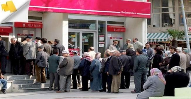 Emekliler promosyon müjdesi bekliyor