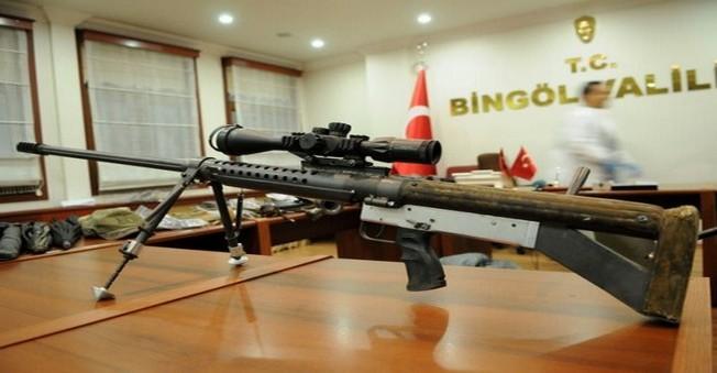 Emniyet Müdür Yardımcısı Ve Komiser'i Şehit Eden 4 Üst Düzey PKK Militanı Öldürüldü