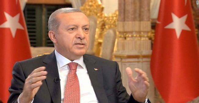 Erdoğan, Canlı Yayında Önemli Açıklamalarda Bulundu