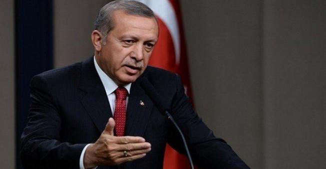 Erdoğan'dan Bombalı Fransa Saldırısına İlişkin Açıklamalar