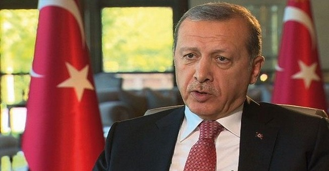 Erdoğan:O Resmi görünce yıkıldım