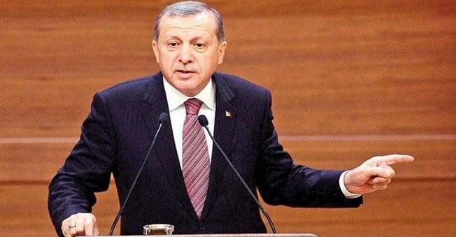 Erdoğan:'Teröre Destek Veren Yayın Organları Yerli Değildir'