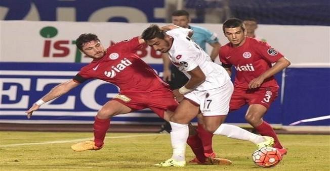 Eto Coştu Antalyaspor 3 Puanı Kaptı!