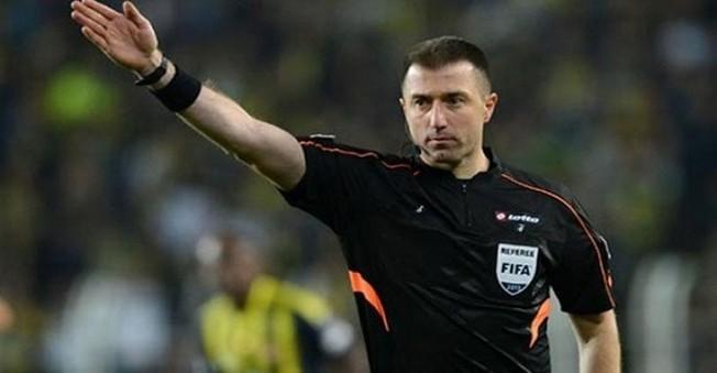 Euro 2016 İçin Hüseyin Göçek Ve Kuddusi Müftüoğlu Göreve!