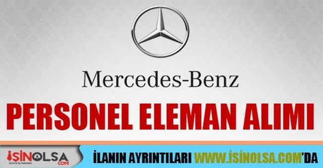 Mercedes-Benz Eleman Alımları