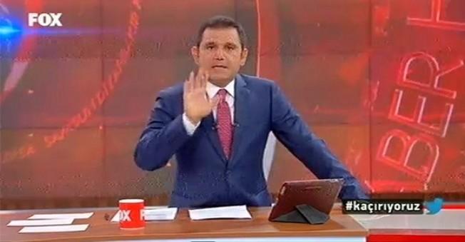 Fatih Portakal Yine Yaptı Yapacağını! 'Ağzınızdaki Baklayı Çıkarın'