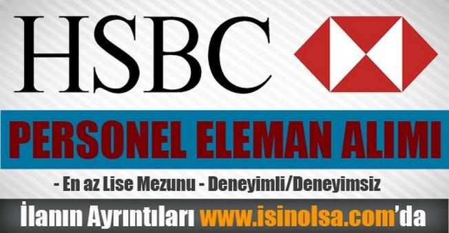 HSBC Bank Personel Eleman Alımı 2015