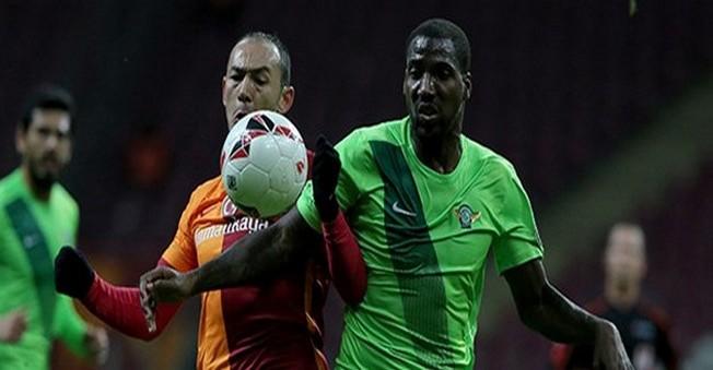 Galatasaray 3-2 Akhisar Belediyespor maç özeti ve golleri