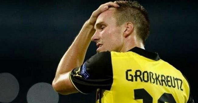 Galatasaray Kevin Grosskreutz İçin FIFA'nın Kapısını Çalacak