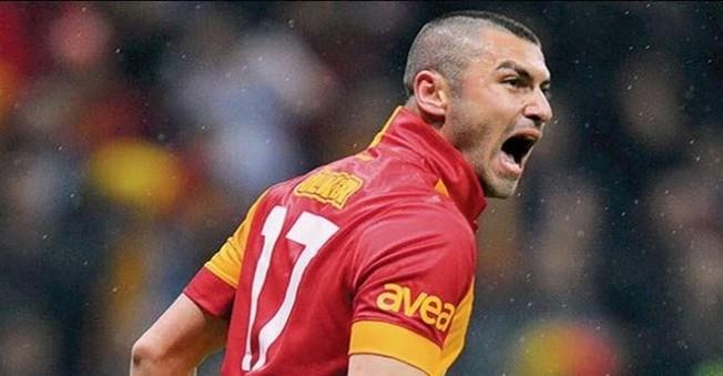 Galatasaray'da Burak Şoku Yaşanıyor!Durumu Belli Oldu,Kaç Ay Oynamayacak?