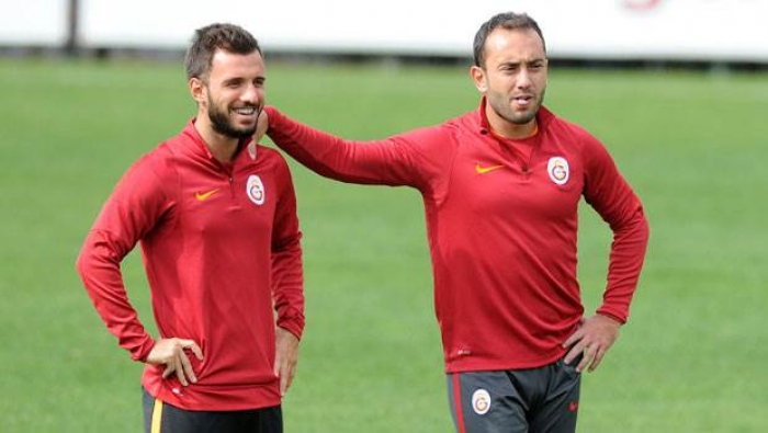 Galatasaray'da Yunanistan'a Hamzaoğlu Gençlerle Gitti!