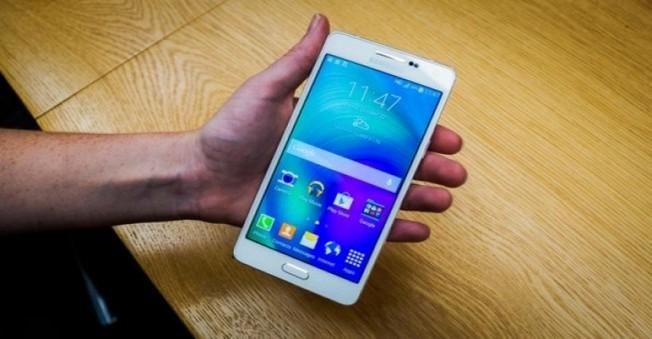 Galaxy A3 ve Galaxy A5 Sızdırıldı