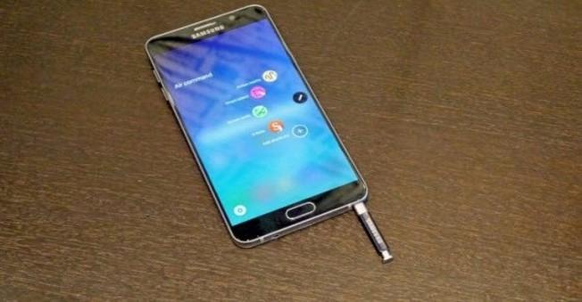 Galaxy Note 5'te TUHAF Sorun