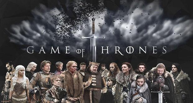 Game of Thrones En Çok İndirilen Film Oldu!