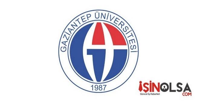 Gaziantep Üniversitesi Öğretim Üyesi Alımı