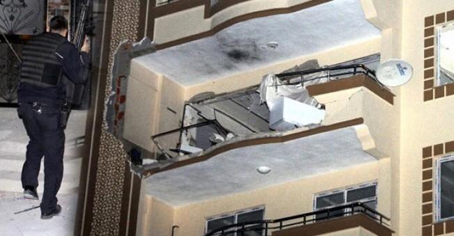 Gaziantep'te Bulunan Hücre Evinde 4 İŞİD Militanı Öldürüldü