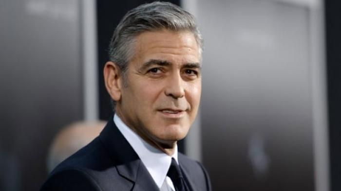 George Clooney: ' Ermenilere soykırım yapıldı'
