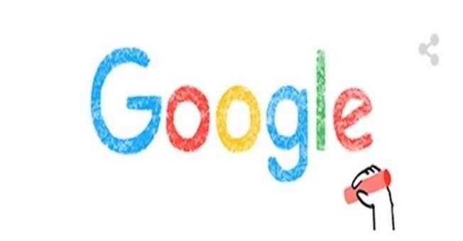 Google Kendi Tarihçesini Doodle Yaptı