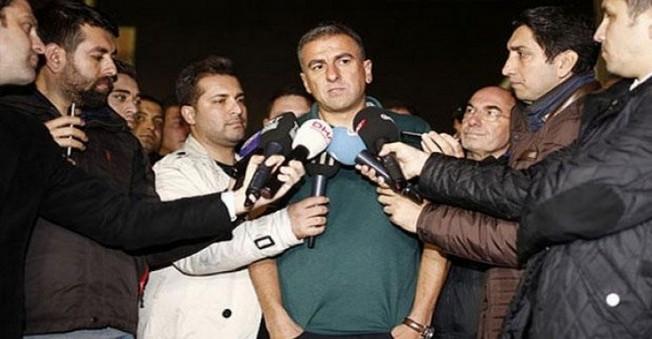 Hamza Hamzaoğlu: 'Gönderilmem Yanlış Bir Karar'