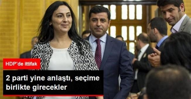 HDP ve EMEP Yine İttifak Yaptı