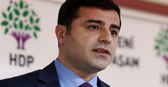 HDP'li Demirtaş'a Suikast mi yapıldı?