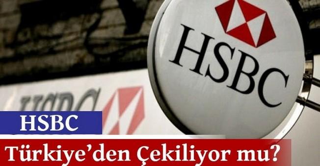 HSBC Türkiye'den Çekilecek mi?