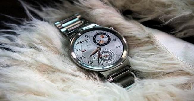 Huawei Watch resmi olarak duyuruldu
