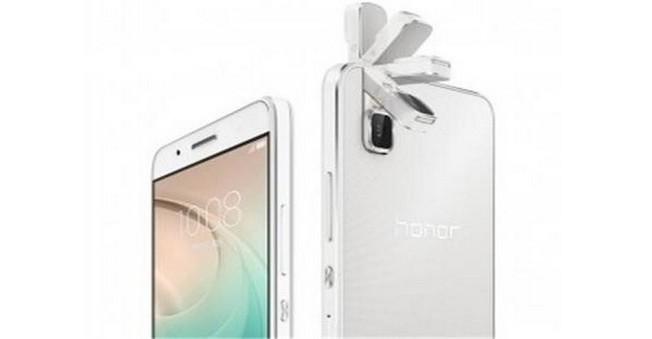 Huawei'den Kamerası Dönebilen Honor 7i Geliyor
