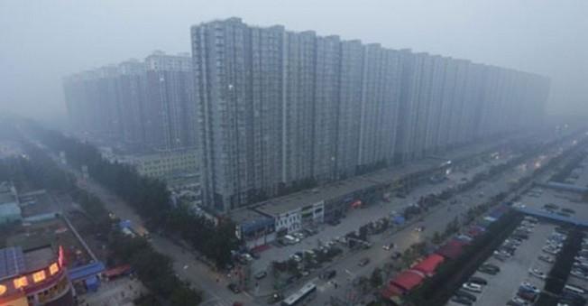 Hükümet Çin'de Sarı Alarm Verdi