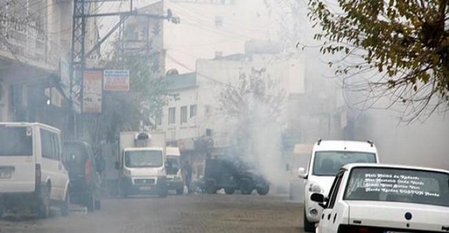 İdil'de Öğrecilere Polis Müdahale Etti!