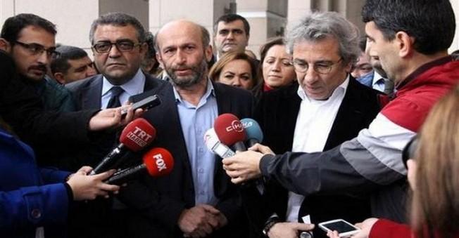 İki Gazetecinin Tutuklanması Dünya Basınında