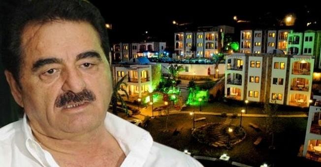 İmparator İbrahim Tatlıses Otelini Satılığa Çıkardı!