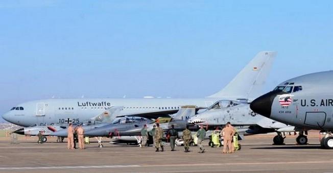 İncirlik'e Almaya Hava Kuvvetleri 100 Asker Gönderdi!