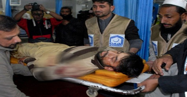 İntihar Saldırısında 18 Kişi Öldü