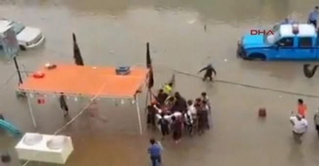Irak'ta 2 Gün Süren Yağmurlar 58 Cana Mal Oldu!