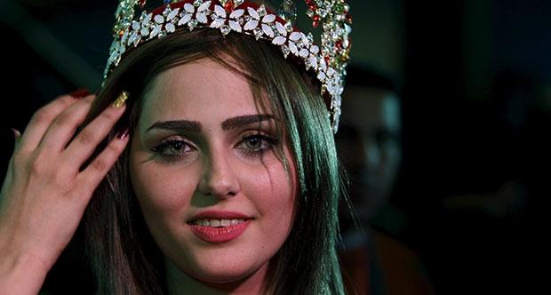 Irak'ta Tam 43 Yıl Sonra Güzellik Yarışması Yapıldı