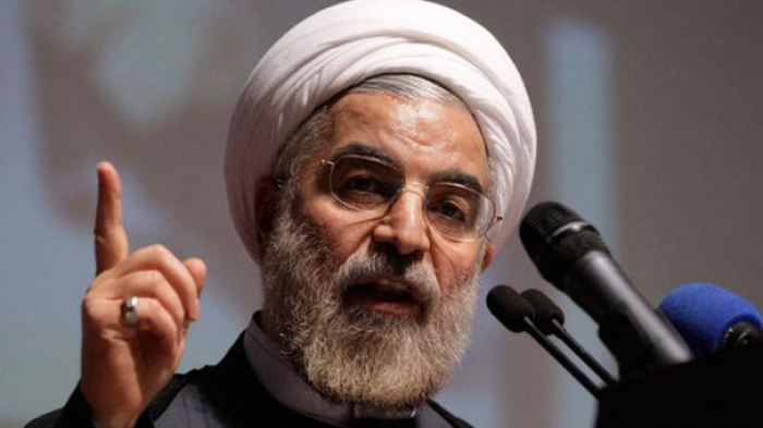 İran Cumhurbaşkanı Ruhani masada şarap istemedi