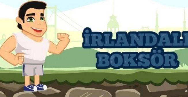 İrlandalı Turist Oyun Oldu