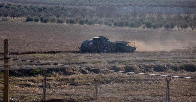 İŞİD Militanları Türk Askerlerine Ateş Aştı