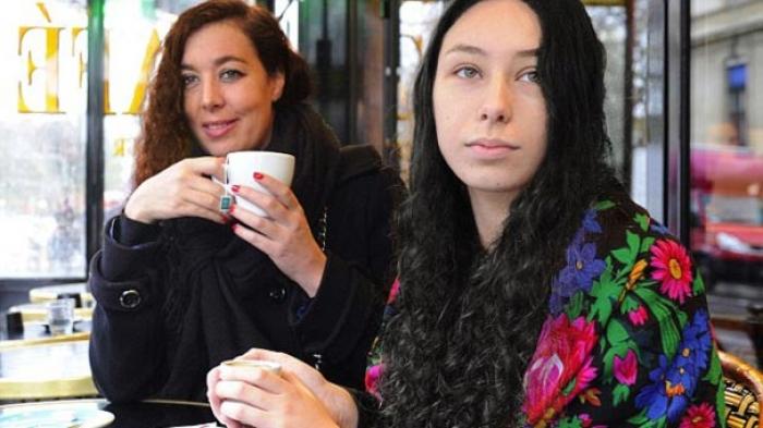 İŞİD'linin mermisi bitince Serpentini ve Sophia Bejali hayatta kaldı