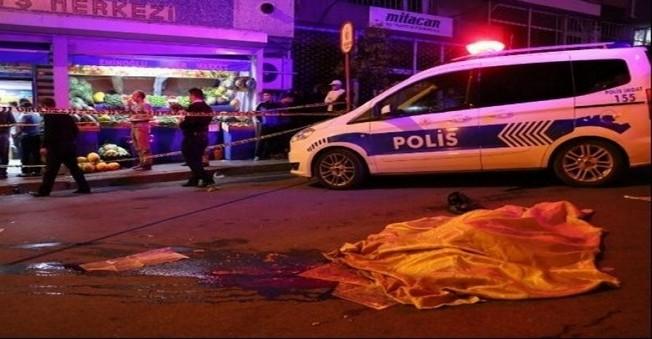 İstanbul Kağıthane'de Kan Donduran Kaza! Feci şekilde Hayatını Kaybetti!